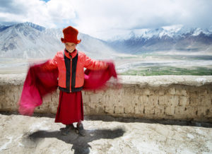 Chiara Felmini<br /> Zanskar, volti e paesaggi d'alta quota