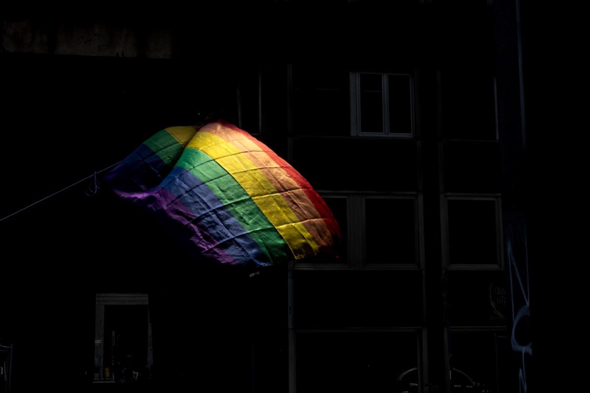 Francesco Bondioli<br /> Pride Milano 2017
