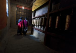 Federico Wilhelm<br /> Tibet: lo spazio nel tempo