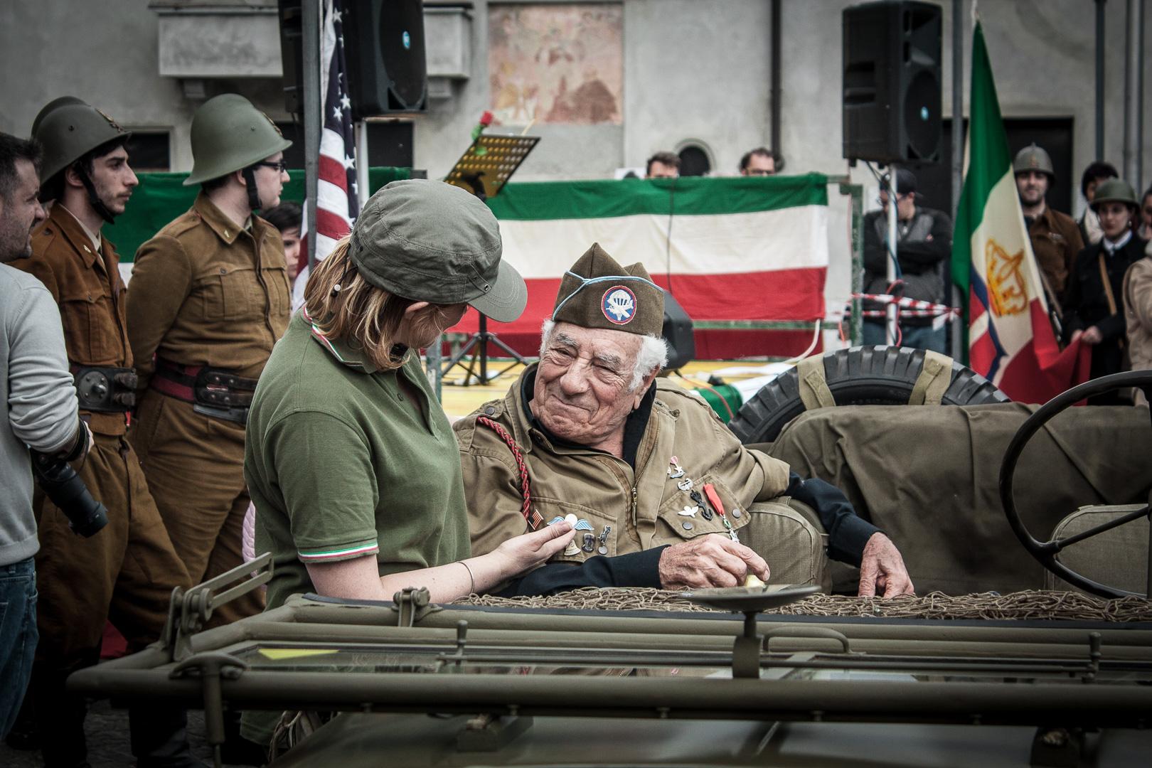 Rosella Della Noce e Liliana Cozzi<br /> 25 Aprile: c'è Speranza!