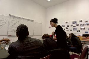 Emanuele Broli<br /> Ritorno a scuola