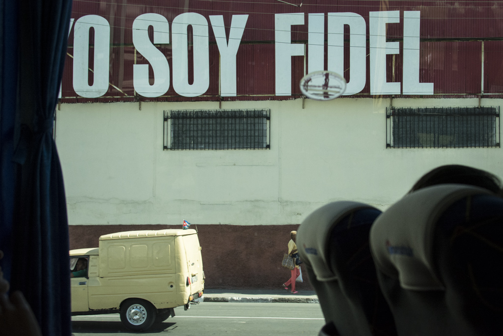 Luca Riviello<br /> Yo soy Fidel