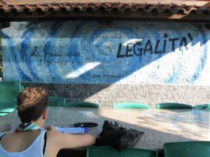 Studenti Scuole del Lodigiano<br /> Un'altra Estate, cantieri di legalità e cittadinanza