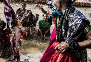 Andrea Maini, Kumbh Mela, Allahabad