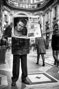 Diego Bardone, No Face