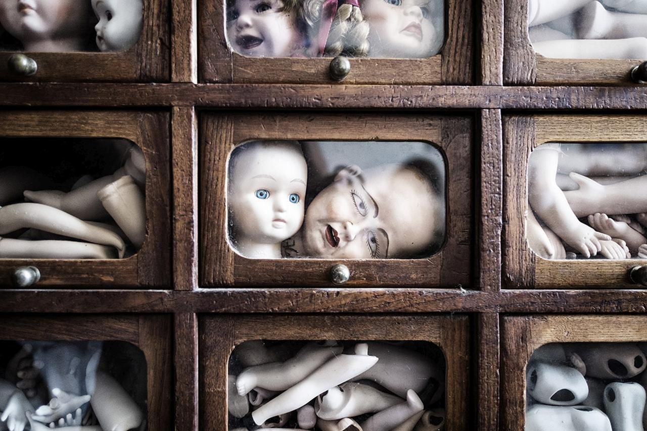 Roberto Pileri, Piccolo ospedale delle bambole