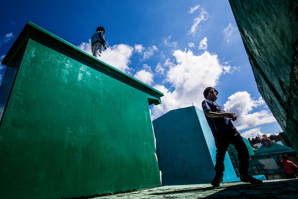 Dia de los Muertos, Guatemala - Andrea Maini