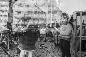 Satellite, un quartiere che oscilla - Claudia Verga