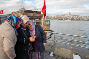 Istanbul street life - Enzo Rocca