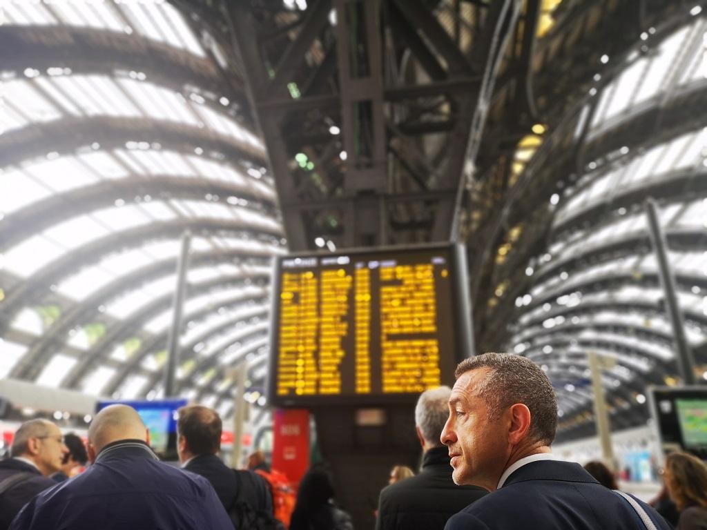 HUMANS in transit - Prima e dopo il Covid - Gianni Rusconi