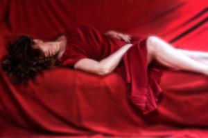 RED VISION - Cinzia Gambino e Lia Gnecco