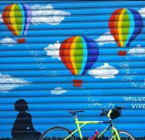 Scatta la bici