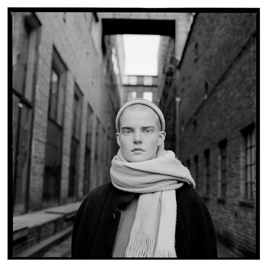 Portraits/Typologies - Antonio Vacirca