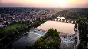 Un fiume di foto - Num Del Burgh